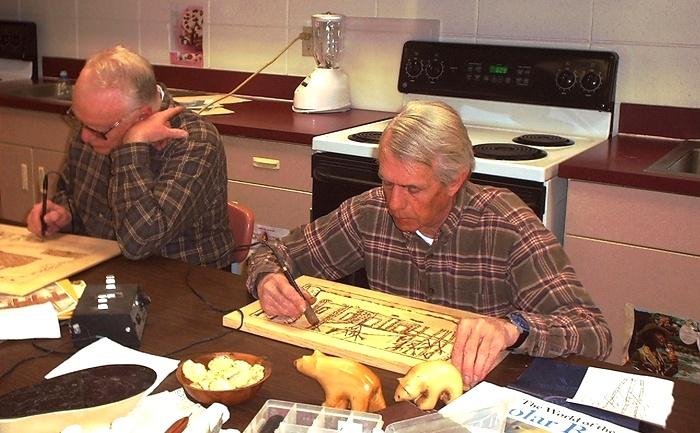 Carving Workshops  Wood Carvings