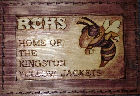 Yellow Jacket Wood Carvings